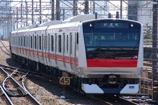 2011年4月4日 外房線 京葉線  ケヨ516 新習志野
