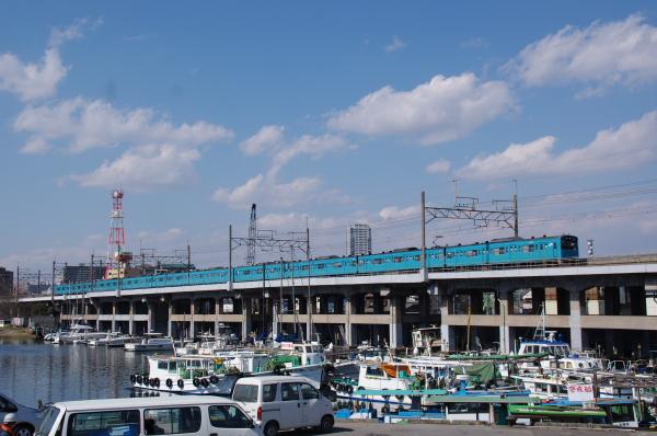 2011年4月4日 外房線 京葉線  ケヨ52+K2 千葉みなと-蘇我