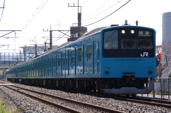 2011年4月5日 京葉線  ケヨ53+K3 蘇我-鎌取