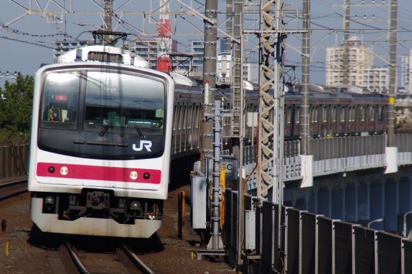 2011年4月5日 京葉線  ケヨ9 稲毛海岸