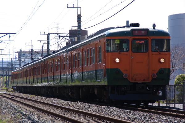 2011年4月5日 京葉線  マリS62 蘇我-鎌取