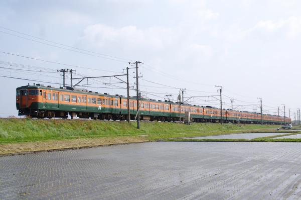 2011年4月27日 京葉線 外房線 190