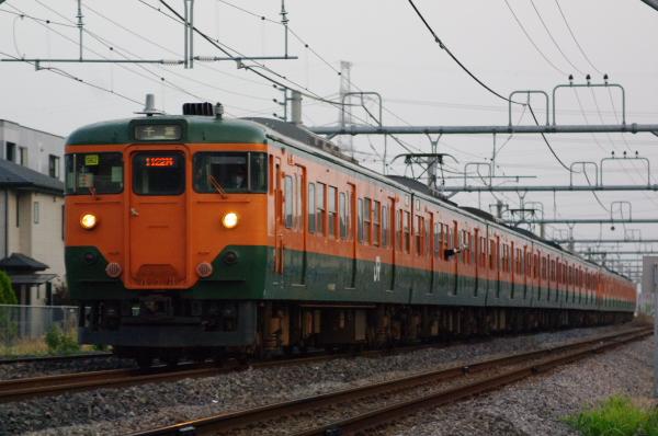 2011年5月2日 かぼちゃ10連 1122M マリS62+マリ117 蘇我三線