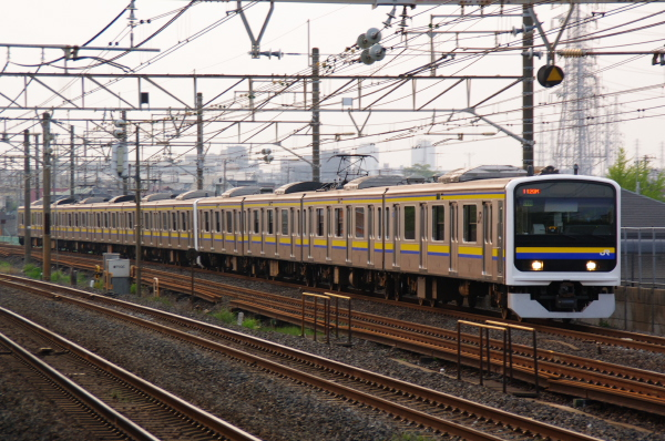 2011年4月12日 京葉線 外房線 168