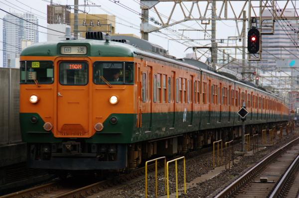 2011年5月1日 かぼちゃ10連 西千葉 回190M