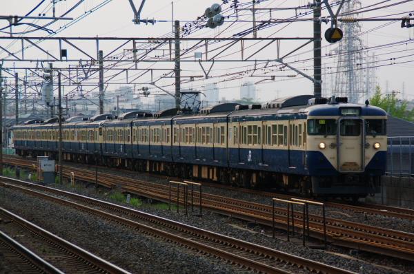 2011年4月12日 京葉線 外房線 1630