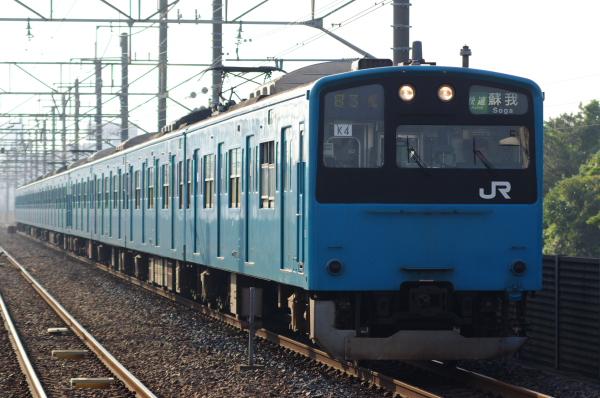 2011年6月4日 ケヨ54+K4 新習志野