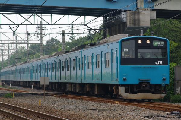 2011年6月5日 ケヨ54+K4 千葉みなと―稲毛海岸