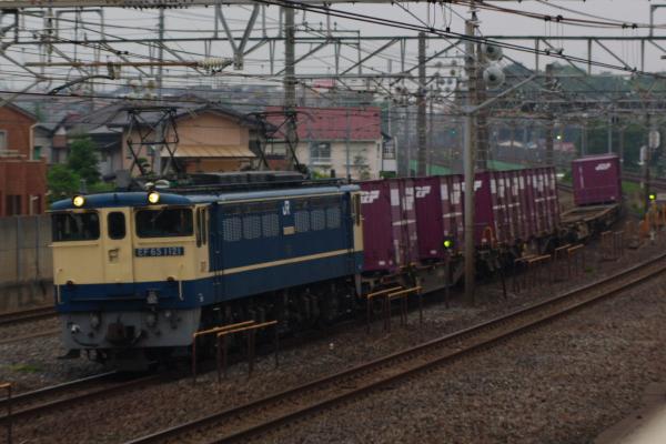 2011年6月12日 EF65-1121 幕張-新検見川