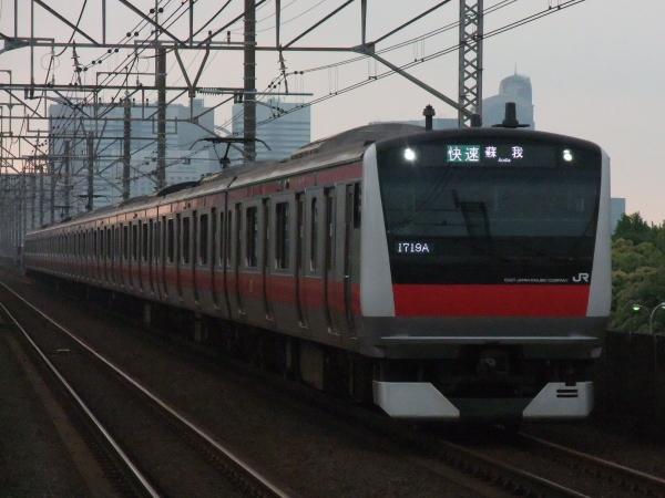 2011年6月13日 ケヨ506 検見川浜