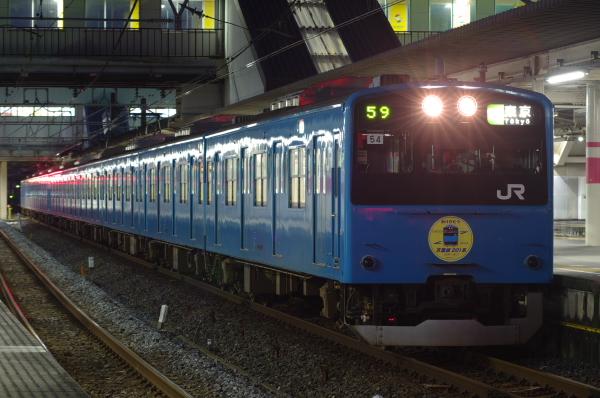 2011年6月17日 ケヨ54+K4 蘇我B
