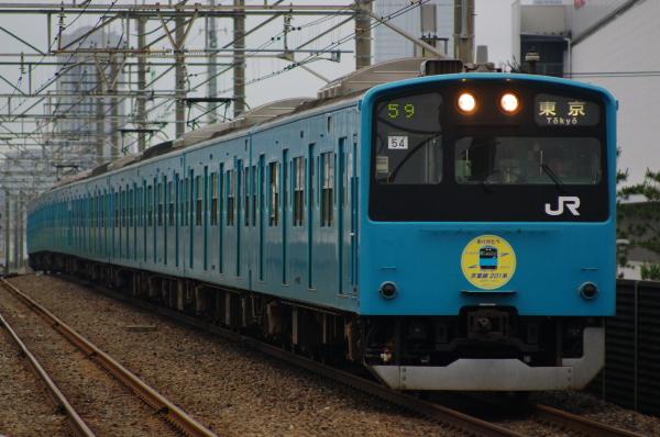 2011年6月17日 ケヨ54+K4 新習志野
