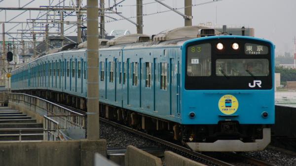 2011年6月18日 ケヨ54+K4 新木場
