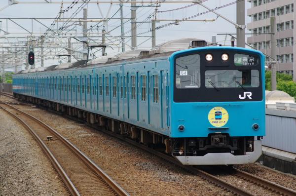 2011年6月18日 ケヨ54+K4 新浦安
