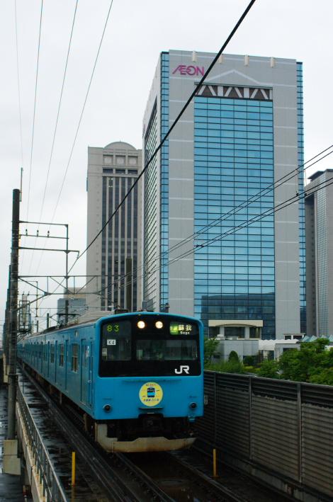 2011年6月18日 ケヨ54+K4 海浜幕張