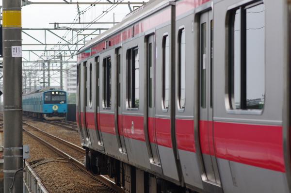 2011年6月19日 京葉線 新浦安