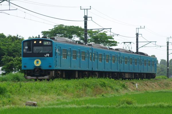 2011年6月19日 京葉線 求名-成東