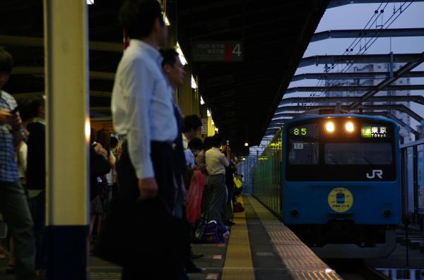 2011年6月19日 京葉線 海浜幕張