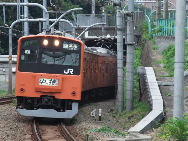 1中央線5 2009年7月20日