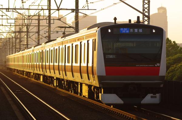 2011年6月24日~ ケヨ509 検見川浜