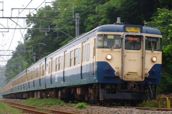2011年6月26日 1361M マリS223+マリ116 四街道-物井