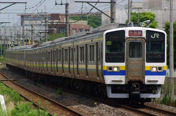 2011年7月3日 264M マリ405+マリ406 鎌取-蘇我