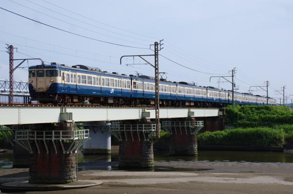 2011年7月3日 マリ218+マリS223 五井-姉ヶ崎 186M