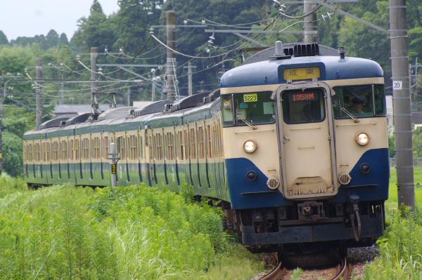 2011年7月24日 マリS223+マリS221 日向-成東 1353M