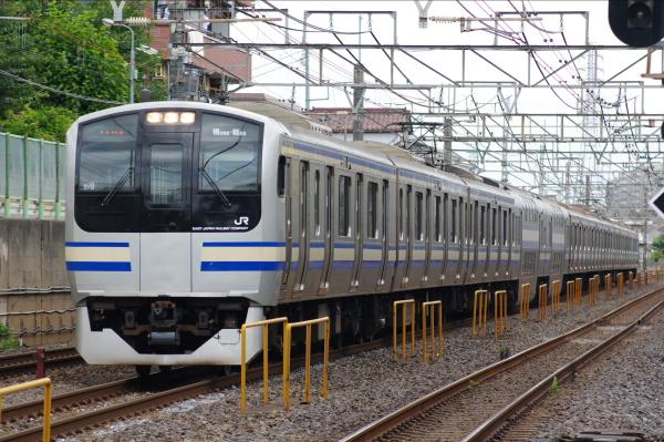 2011年7月24日 クラY9 新検見川 1116F
