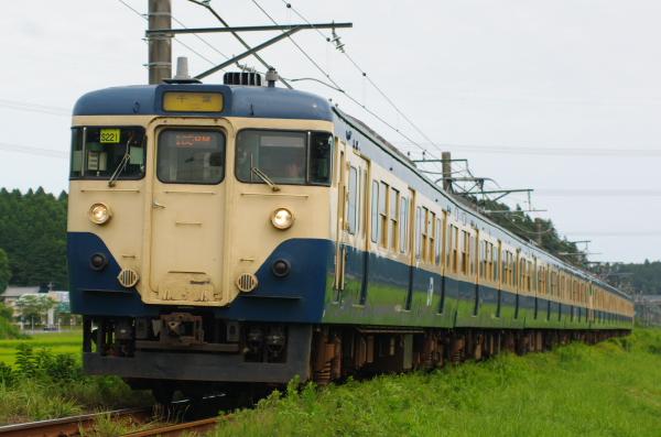 2011年7月24日 1358M マリS221+マリS223 成東-日向