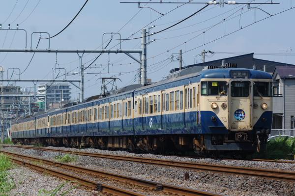 2011年8月11日~ マリ217+マリ116 蘇我鎌取 179M