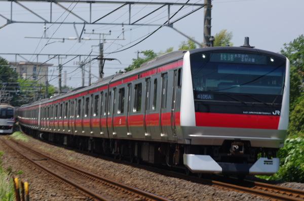 2011年8月11日~ ケヨ552+F52 4105A