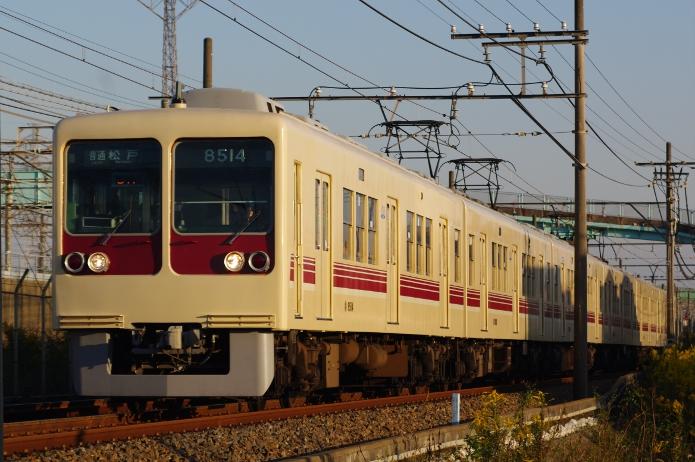 2011年10月27日 3514F 京成幕張-幕張本郷