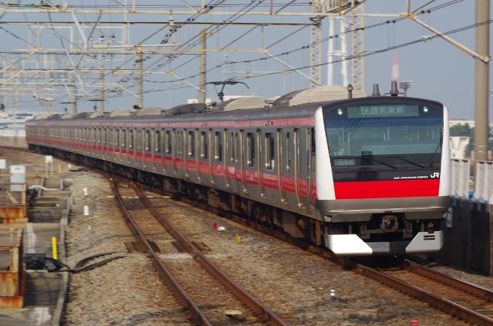 2011年11月5日 ケヨ512 臨海公園