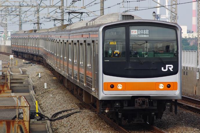 2011年11月5日 ケヨM64 臨海公園