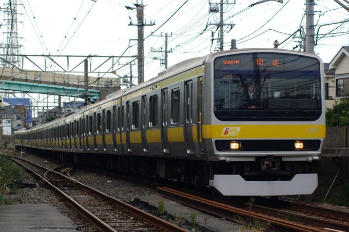 2011年11月10日 ミツ32 幕張本郷-幕張