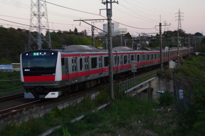 2011年11月17日 ケヨ510 誉田-鎌取