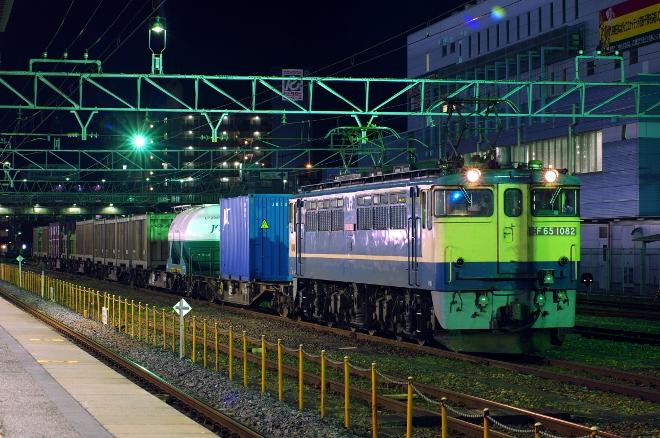 2011年11月25日 EF65-1082 蘇我