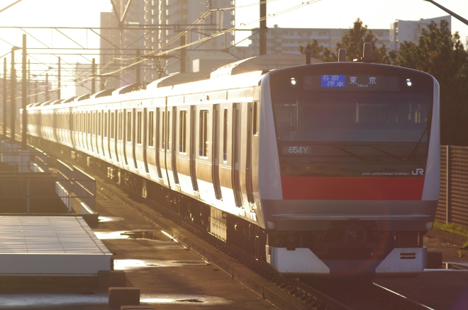 2011年12月10日 ケヨ508 海浜幕張