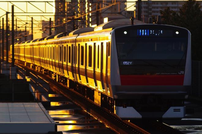 2011年12月10日 ケヨ519 海浜幕張