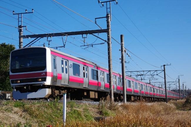 2011年12月25日 ケヨ34 鎌取-蘇我