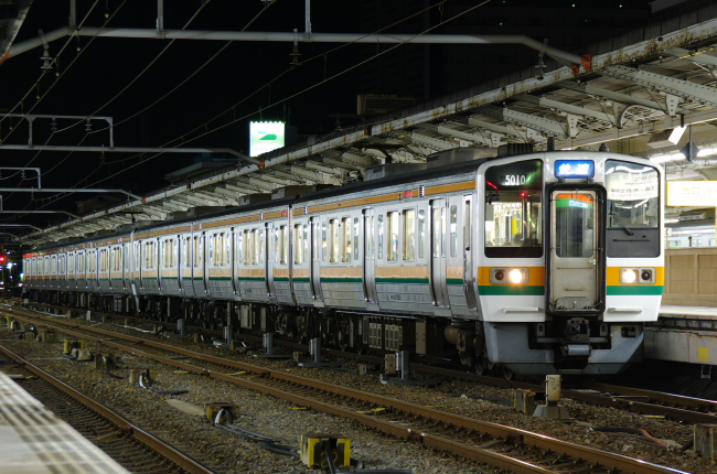 2012年1月1日 K107 名古屋