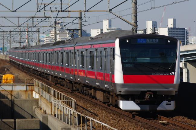 2012年1月1日~ ケヨ508 舞浜