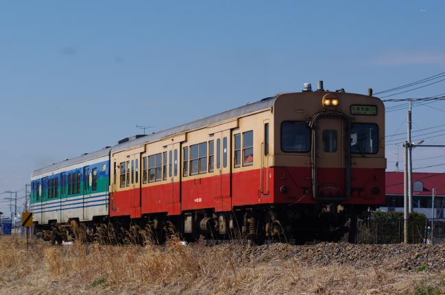 2012年2月19日 久留里線 931D 上総清川-東清川