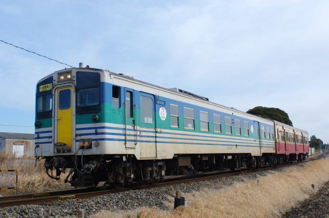 2012年2月19日 久留里線 930D キハ37-1003+キハ30-98 東清川-上総清川
