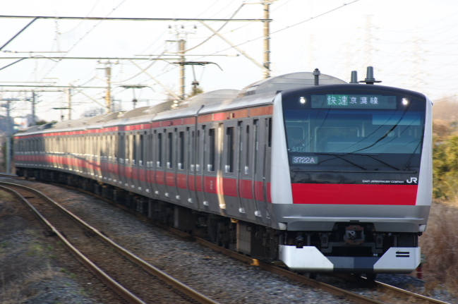 2012年2月19日 久留里線 ケヨ517 長浦-姉ヶ崎