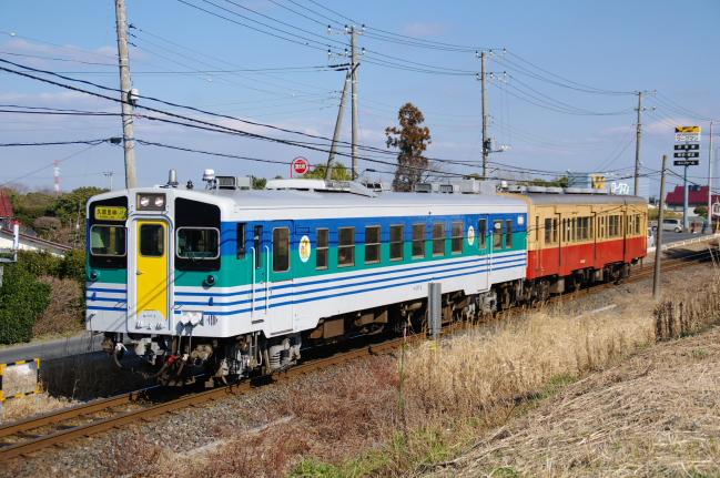 2012年2月19日 久留里線 936D キハ37-2+キハ30-62 上総清川-祇園