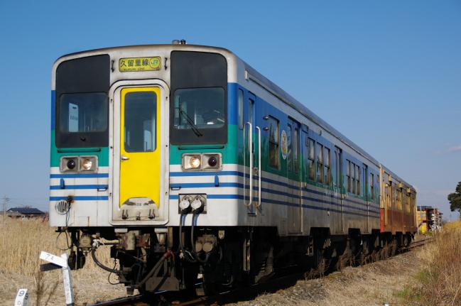2012年2月19日 久留里線 938D キハ38-1+キハ30-100 祇園-木更津
