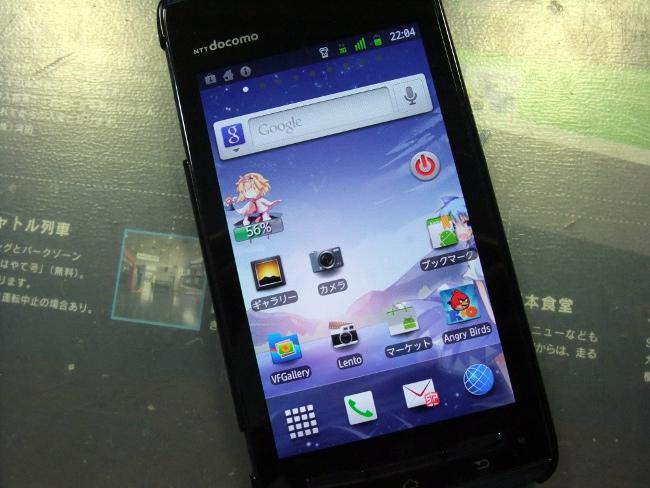 2012年2月22日までのデジカメ スマートフォン
