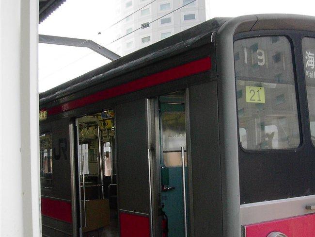 2012年2月23日 ケヨ21 代走